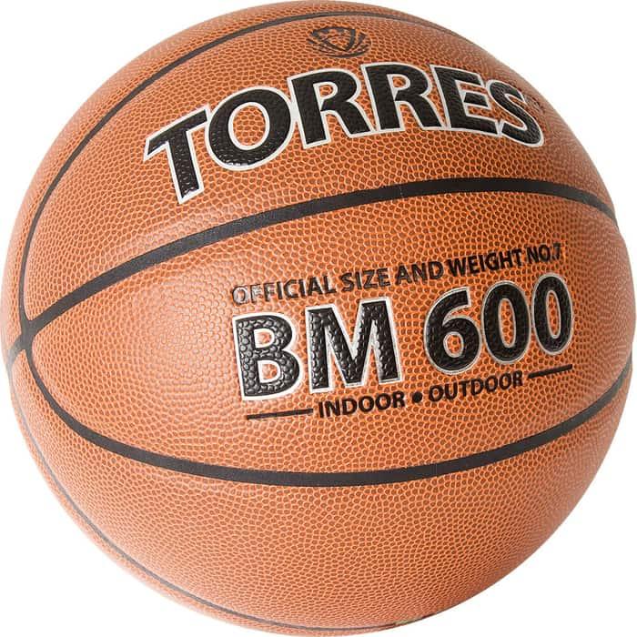 Мяч баскетбольный Torres BM600 B32027, р.7