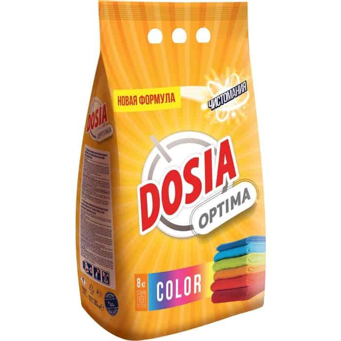 Стиральный порошок Dosia OPTIMA Color 8 кг