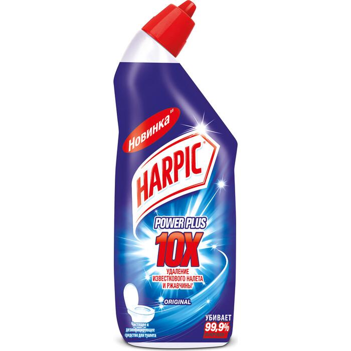 Чистящее средство Harpic Power Plus для туалета Оригинальный 700 мл