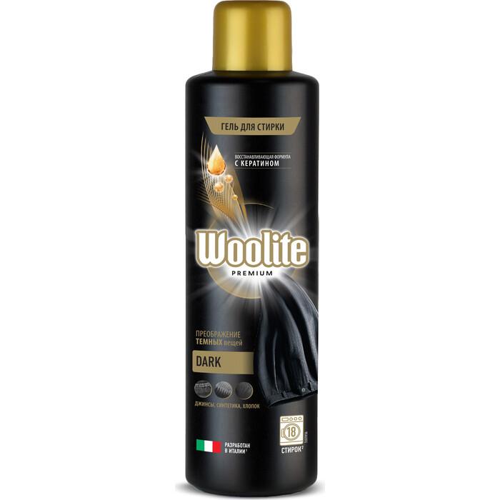 Фото - Гель для стирки Woolite Premium Dark 900 мл гель для стирки woolite premium pro care 900 мл