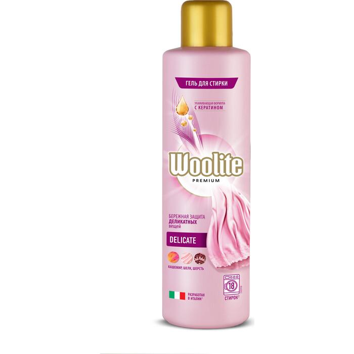 Фото - Гель для стирки Woolite Premium Delicate 900 мл гель для стирки woolite premium pro care 900 мл