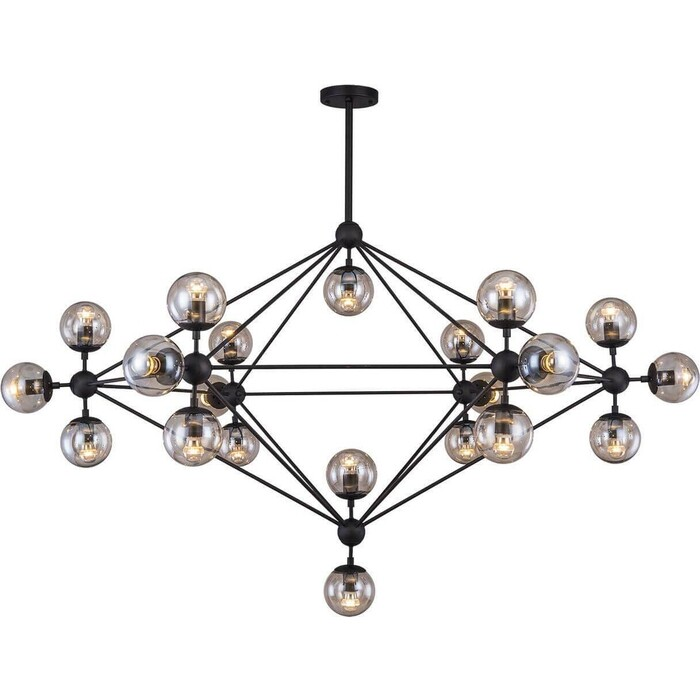 Люстра Lussole Подвесная Hartwell GRLSP-8166 люстра lussole loft hartwell lsp 8166 e27 840 вт