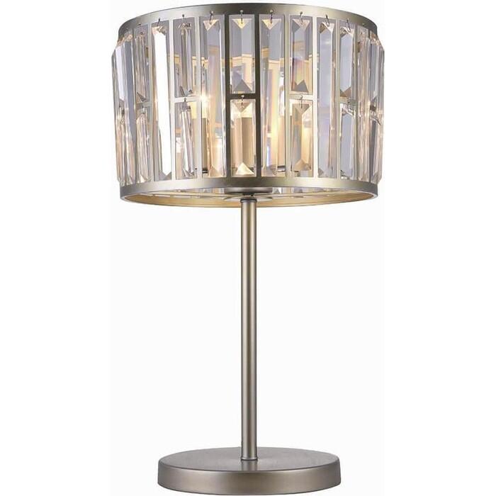 Настольная лампа Lumien Hall Кароль 0003/3T-SRGD-CL