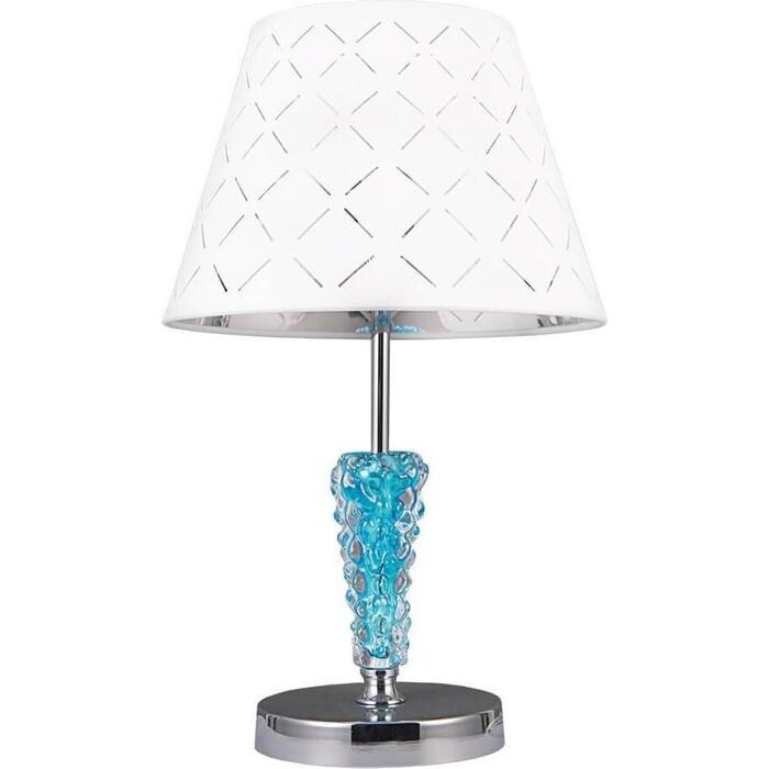 Настольная лампа Lumien Hall Ланс 1017/1T-CR-WT