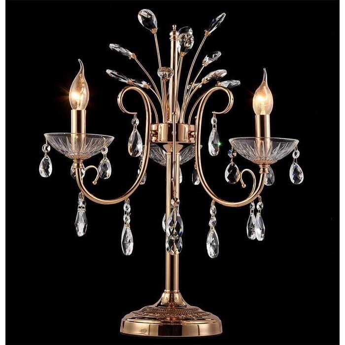 Настольная лампа Lumien Hall Хлоя 0015/3T-FGD