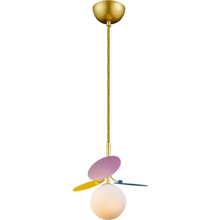 Светильник Loft IT Подвесной Matisse 10008/1P mult