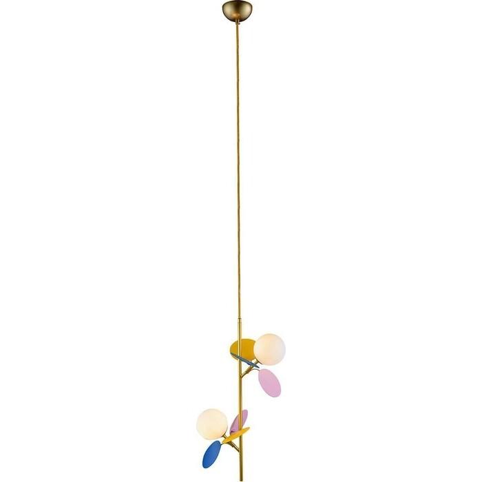 Светильник Loft IT Подвесной Matisse 10008/2P mult