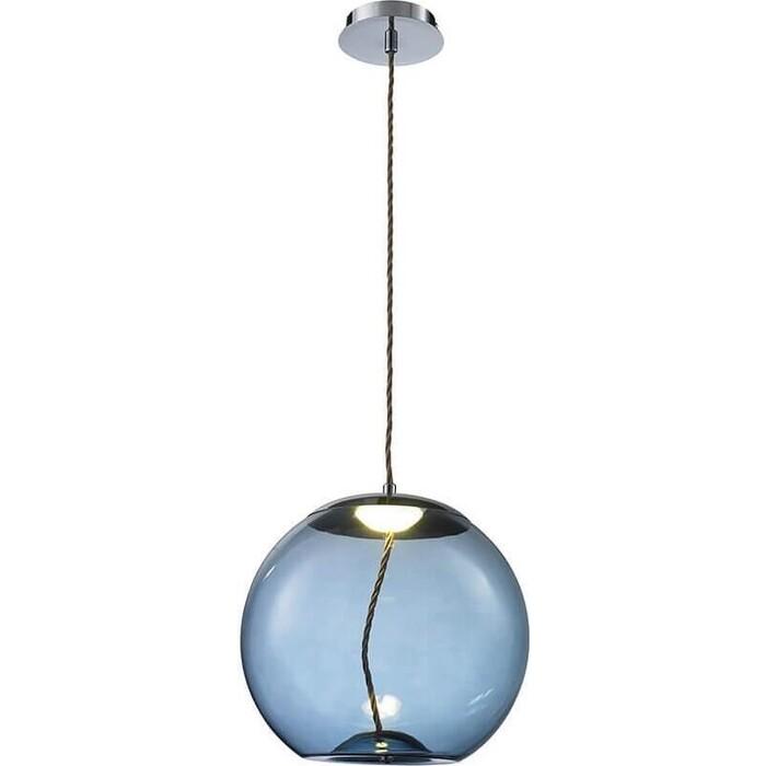Светильник Lumien Hall Подвесной светодиодный Avila LH4110/1PC-CR-BL