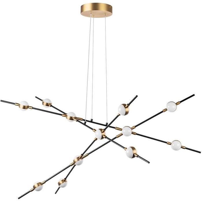 Люстра Lightstar Подвесная светодиодная Bergamo 745247