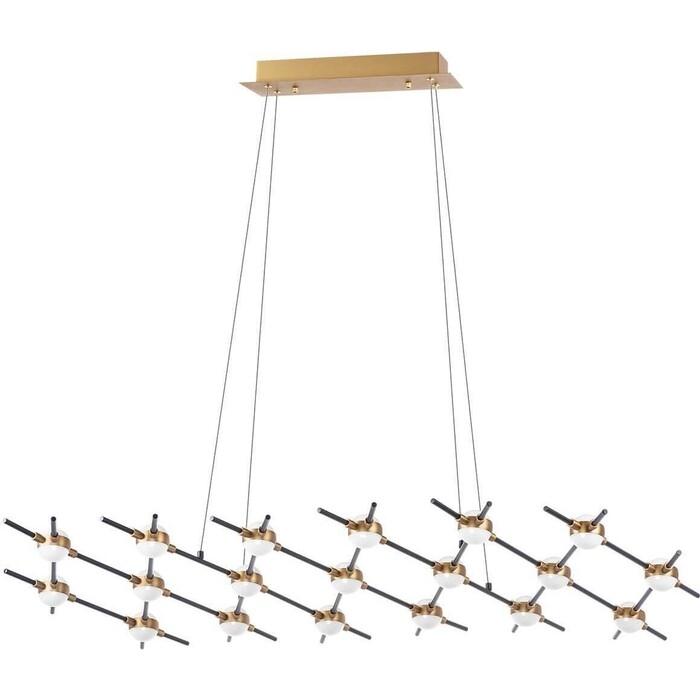 Люстра Lightstar Подвесная светодиодная Bergamo 745347