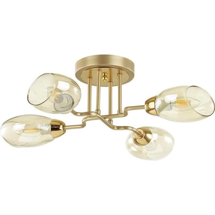 Люстра Lumion Потолочная Lacie 4536/4C настенный светильник lumion lacie 4536 1w
