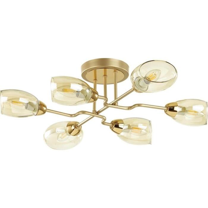 Люстра Lumion Потолочная Lacie 4536/6C настенный светильник lumion lacie 4536 1w