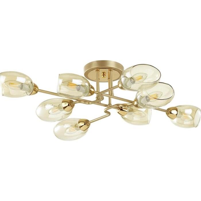 Люстра Lumion Потолочная Lacie 4536/8C настенный светильник lumion lacie 4536 1w