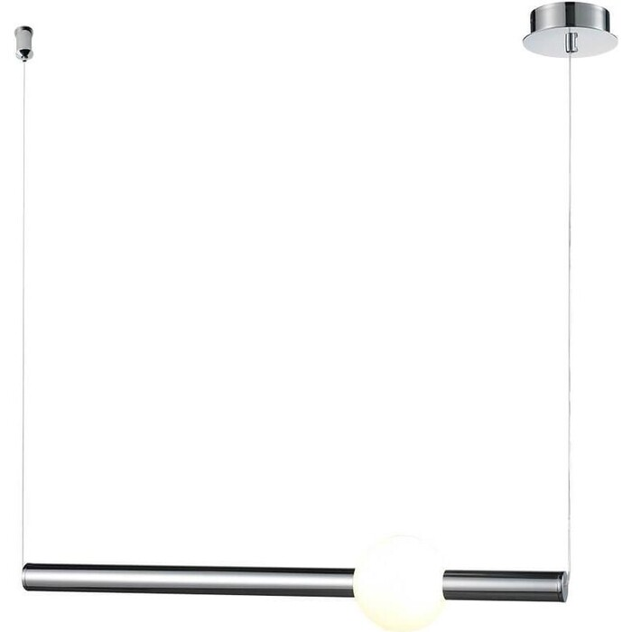 Светильник Lumien Hall Подвесной светодиодный Greniya LH8023/1PC-CR-WT