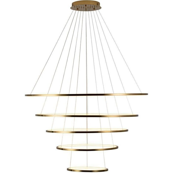 Светильник Loft IT Подвесной светодиодный Ring 10015/5