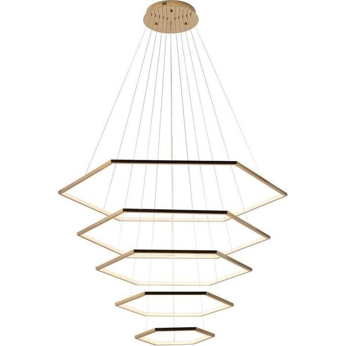 Светильник Loft IT Подвесной светодиодный Ring 10016/5