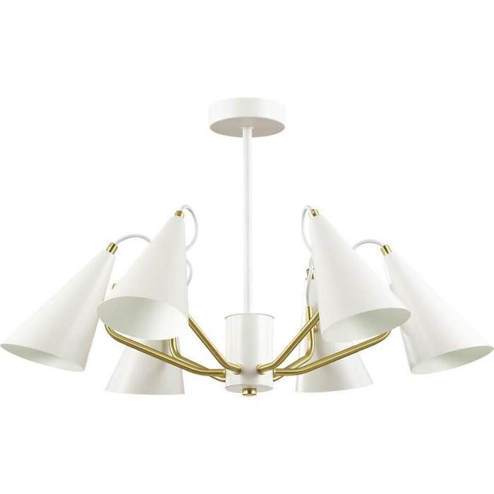 Люстра Lumion Потолочная Watson 4439/6C настольная лампа lumion watson 4439 1t