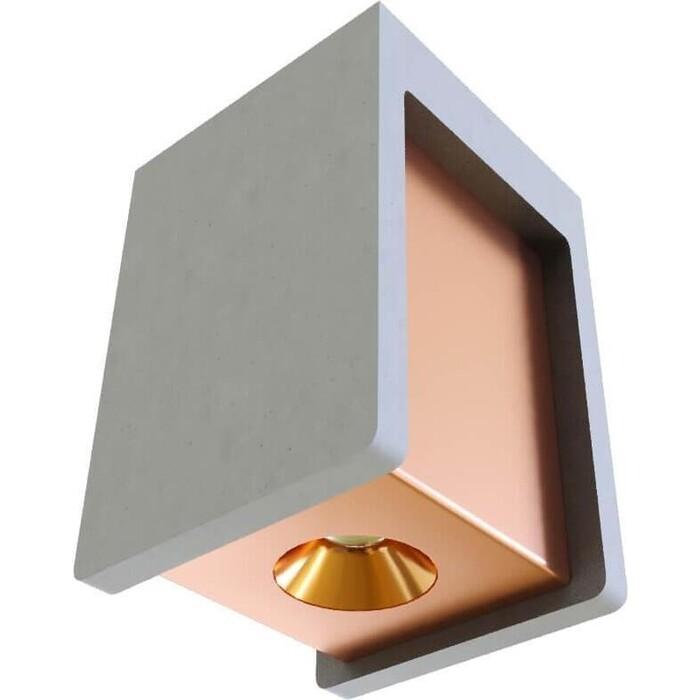 Светильник Loft IT Потолочный светодиодный Architect OL1073-GG
