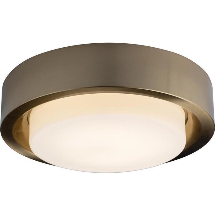 Светильник Loft IT Потолочный светодиодный Button Copper 10007/18