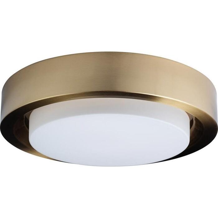 Светильник Loft IT Потолочный светодиодный Button Copper 10007/36