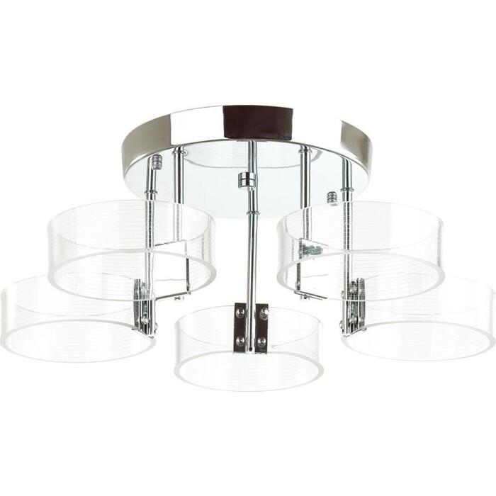 Люстра Lumion Потолочная светодиодная Hudson 4496/40CL