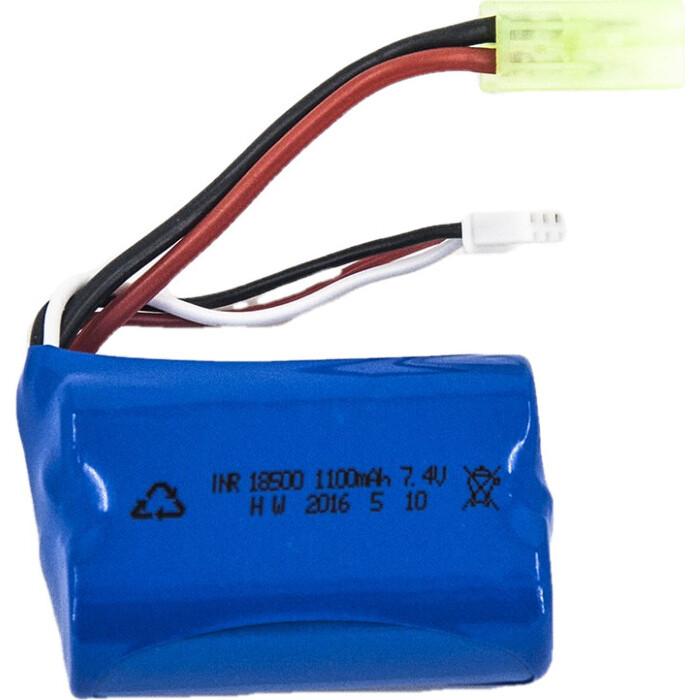 Аккумулятор HSP Racing LiPo 7.4V 1100mAh - S800-017-2