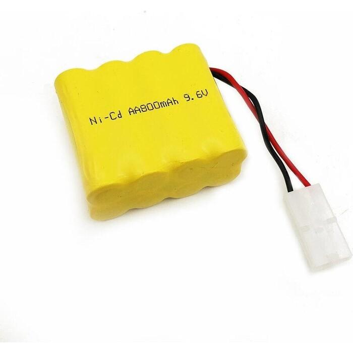 Аккумулятор LJ Battery Ni-Cd 9.6V 800 mAh AA Tamiya - HQ781-10-01