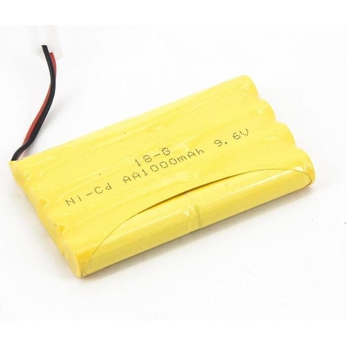 Аккумулятор LJ Battery Ni-Cd 9.6v 1000mah Tamiya - NICD-96CR-1000-TAMIYA