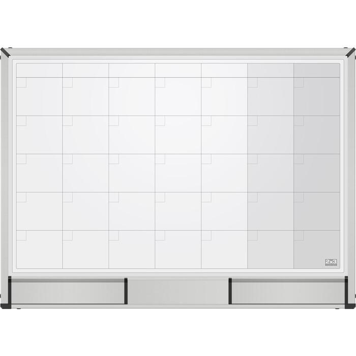 Доска магнитно-маркерная 2x3 StarBoard 60x90 TPS001N 1024770