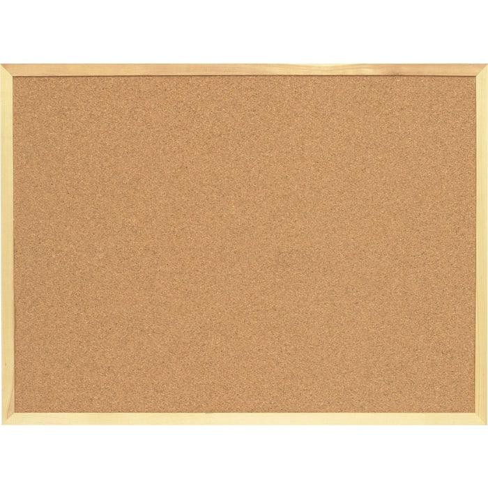 Доска пробковая Attache Economy 100х150 деревянная рама ATTACHE 87618