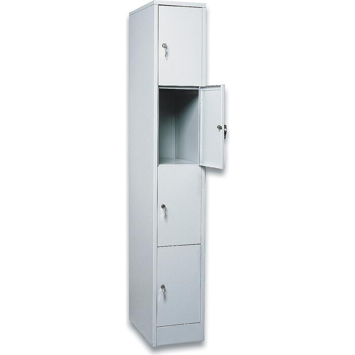 Шкаф для сумок COBALT 4 двери 300х500х1860 34395