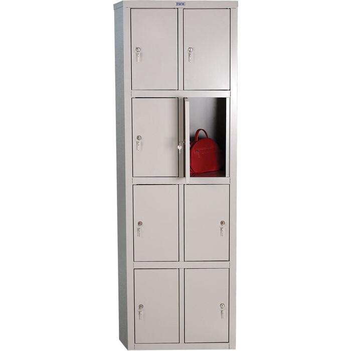 Шкаф для сумок Практик 8 дверей 575х500х1830 135818