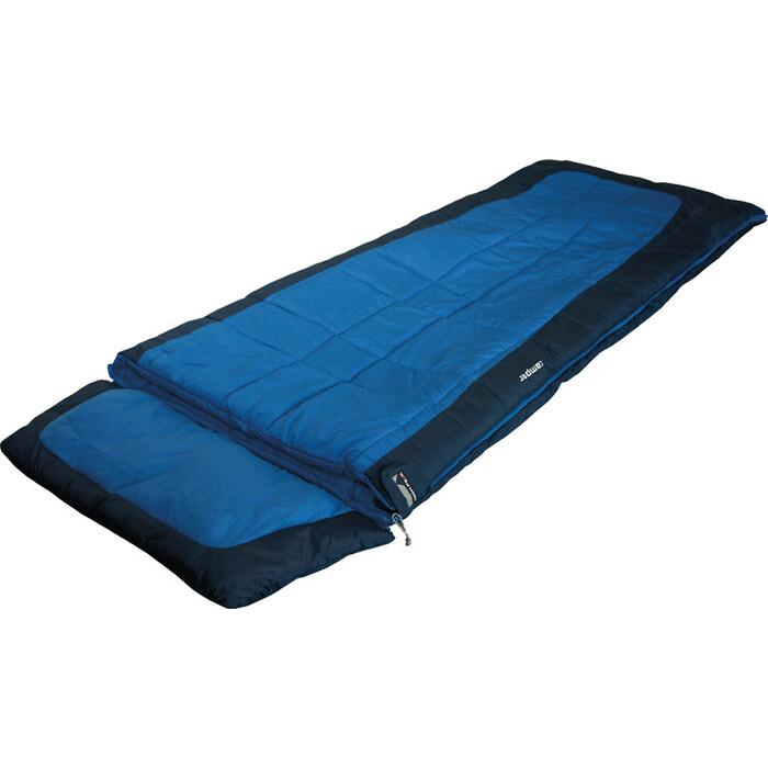 Мешок спальный High Peak Camper синий/тёмно-синий