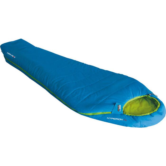 Мешок спальный High Peak Hyperion 1L голубой/зеленый