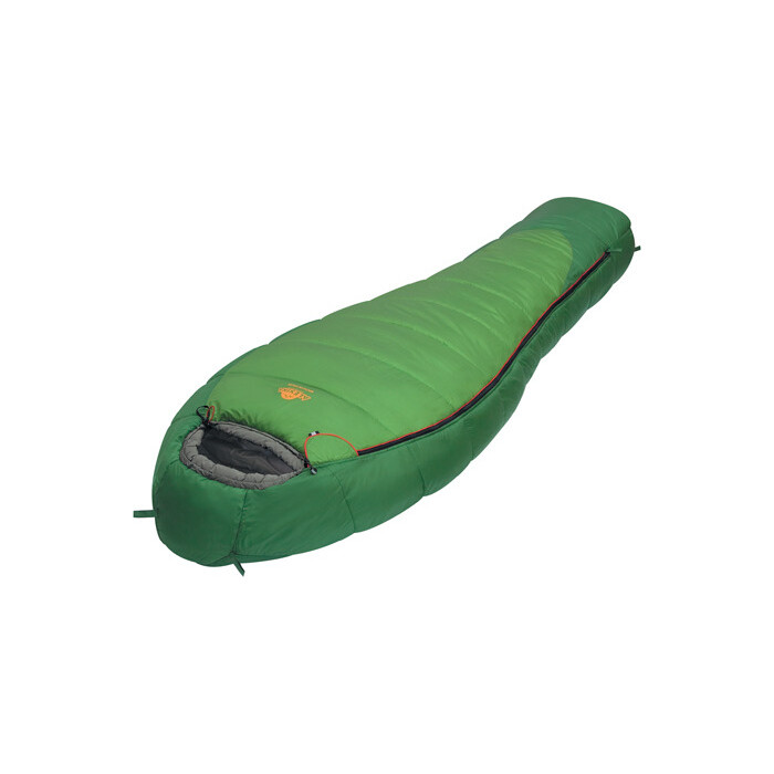 Мешок спальный Alexika MOUNTAIN зеленый (9221.01012) левый