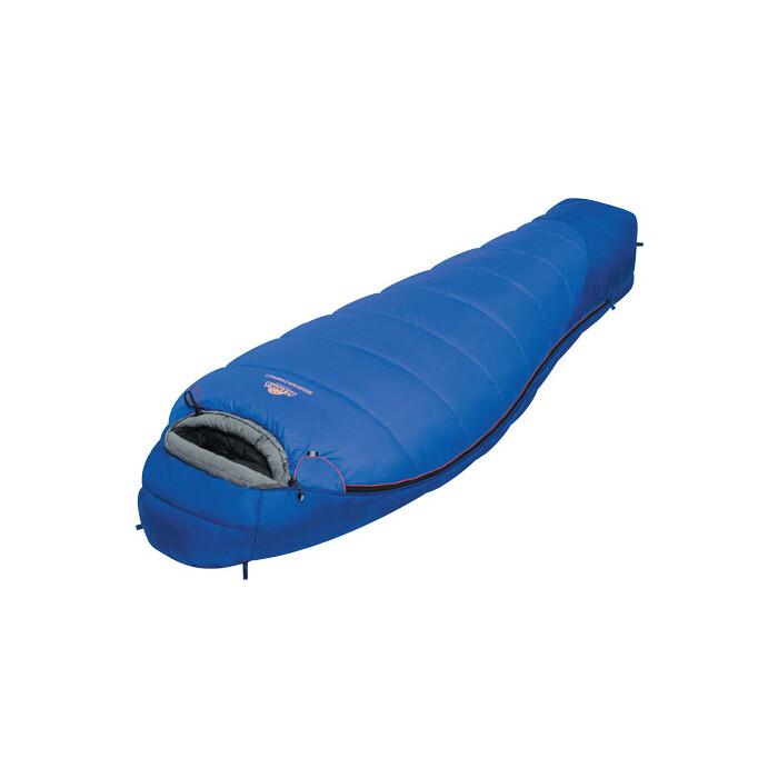 Мешок спальный Alexika MOUNTAIN Scout синий, левый