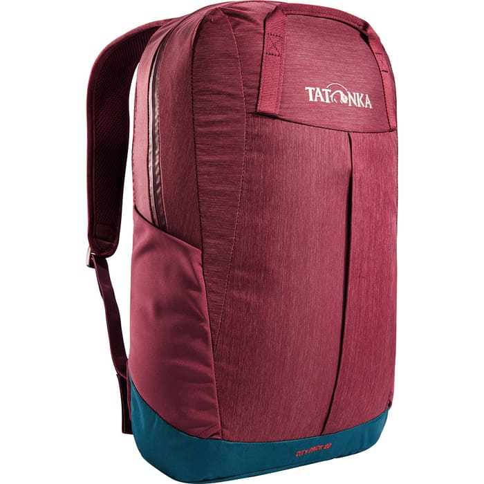 Рюкзак Tatonka CITY PACK 20 brodeaux red