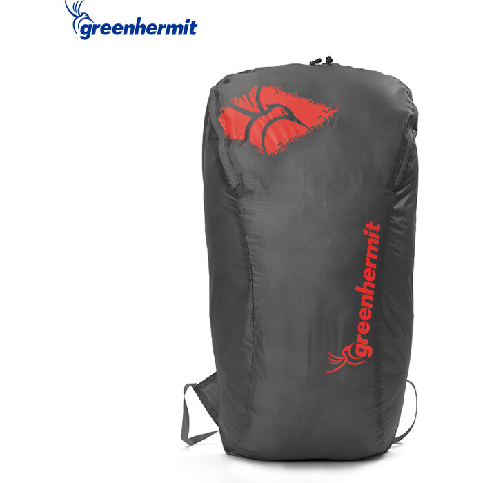 Рюкзак GREEN-HERMIT Ultralight-Daypack 23, NIMBUS GRAY водоотталкивающий, ультралёгкий