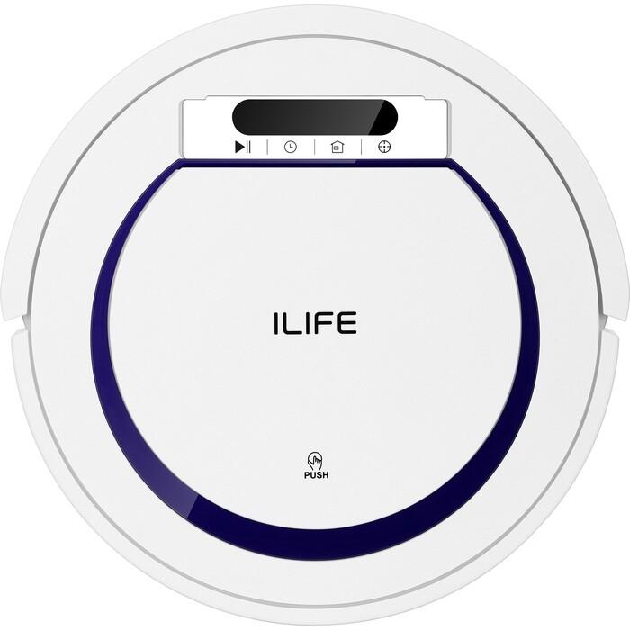 Робот-пылесос iLife V55S белый