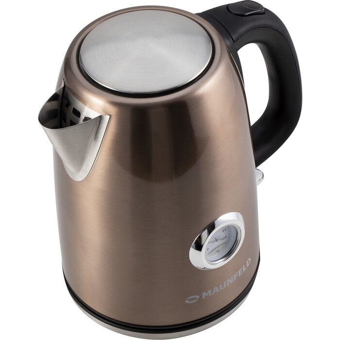 Фото - Чайник электрический MAUNFELD MFK-624BZ чайник электрический maunfeld mfk 622ch