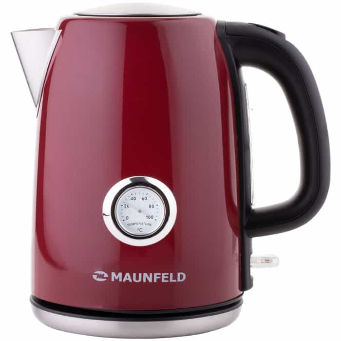 Фото - Чайник электрический MAUNFELD MFK-624CH чайник электрический maunfeld mfk 622ch