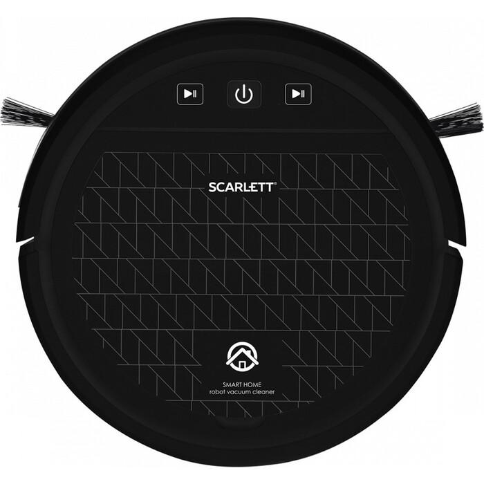 Робот-пылесос Scarlett SC-VC80R12