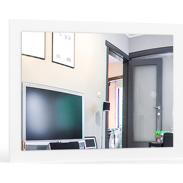 Зеркало СВК Камелия белый свк кровать с ящиками камелия 1400 белый 140х200