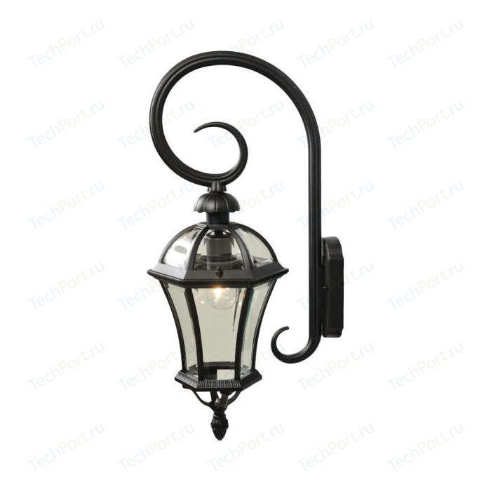 Уличный настенный светильник DeMarkt 811020401