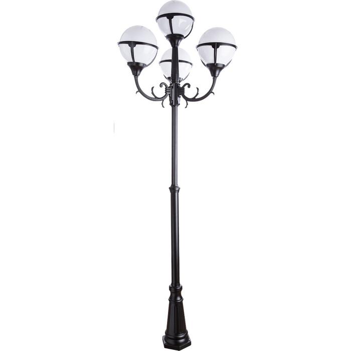 Уличный фонарь Arte Lamp A1497PA-4BK