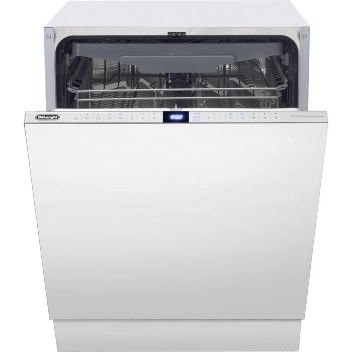 Встраиваемая посудомоечная машина DeLonghi DDW08F Aquamarine eco