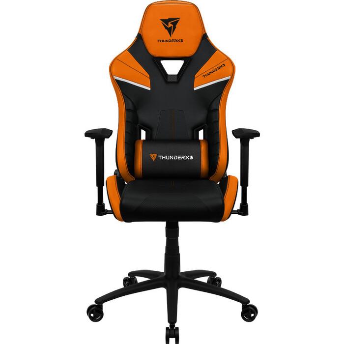 Кресло компьютерное игровое ThunderX3 TC5 Tiger Orange