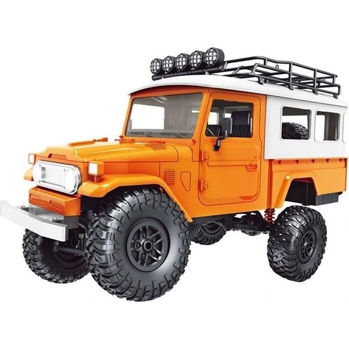 Радиоуправляемая машина MN MODEL японский внедорожник FJ45 (оранжевый) 4WD 2.4G 1/12 RTR - MN-40O