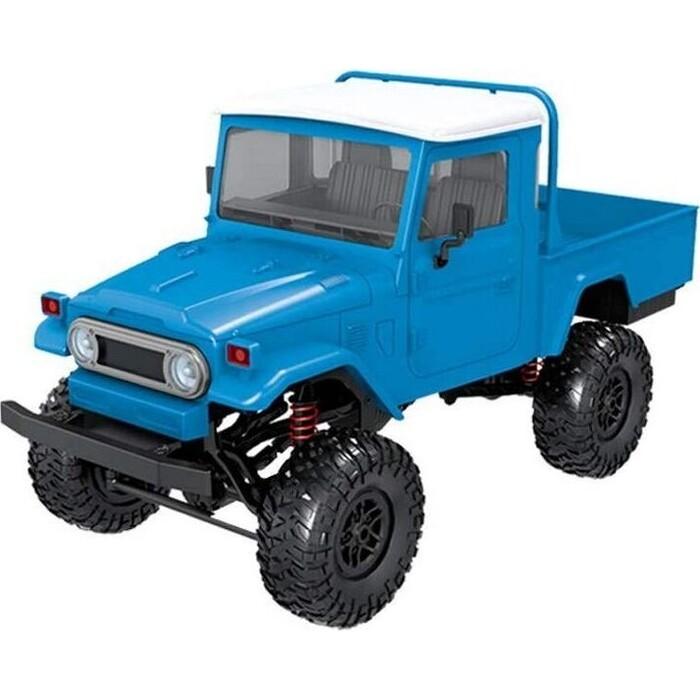 Радиоуправляемая машина MN MODEL японский пикап FJ45 (синий) 4WD 2.4G 1/12 RTR - MN-45B