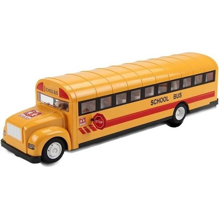 Радиоуправляемый краулер Double Eagle школьный автобус 1:20 2.4G - E626-003